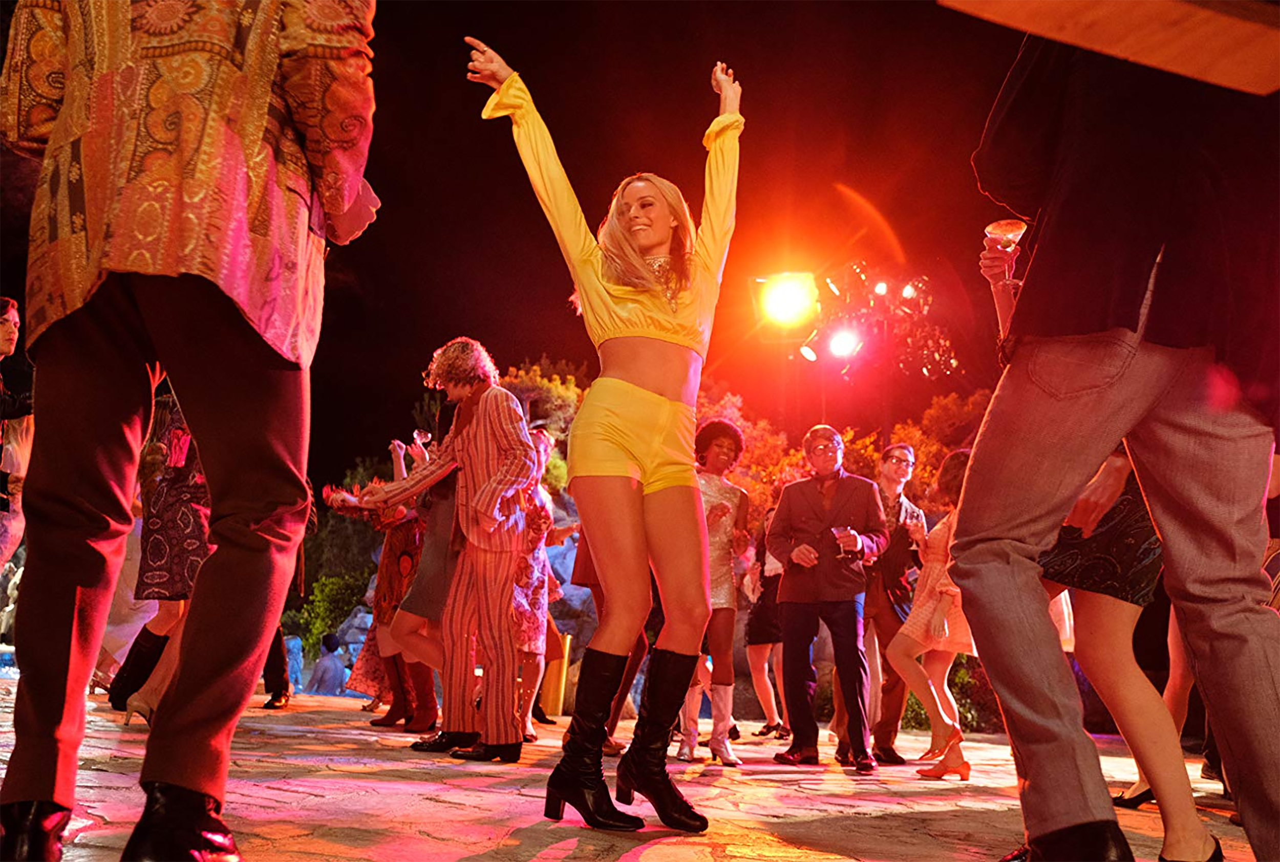 Margot Robbie in Once Upon a Time in Hollywood.